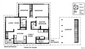 simple housing floor plans. Simple House Modern Plans Home Design New Blueprint Housing Floor