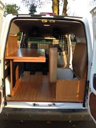Converted Vans Cargo Van Conversion