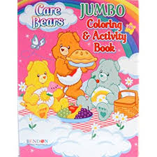 Small Picture Care Bears Coloring Book Miakenasnet
