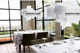 modern hanging foscarini big bang chandeliers light fixture art res lamp white red color acrylic chandelier lighting