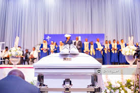 UPDATE: Do Not Cry For Pastor Dee, He Is Resting, Adeboye Speaks At Son's  Funeral – Independent Newspapers Nigeria