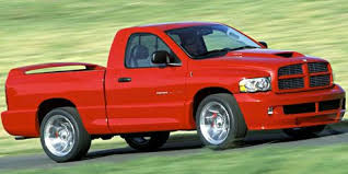 The Dodge Ram SRT-10 Was the First Hellcat