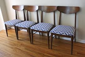 reupholstering a dining chair. Mid Century Modern Sets Of Dining Chairs Picked Vintage Reupholstering A Chair L