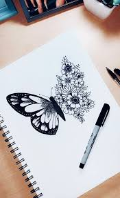 Pin by Hillary Rhodes on Projects to try in 2020 | Art drawings sketches  creative, Art drawings sketches, Sharpie art