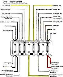 1969 Vw Bug Fuse Diagram Torque Spec Chart