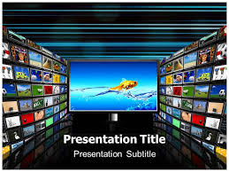 tv powerpoint templates televisions powerpoint templates and backgrounds