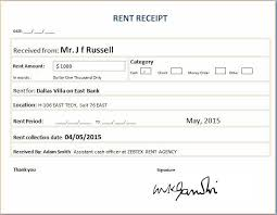 examples of rent receipts free rental receipts hitecauto us