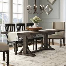 Dining table Wall Mounted Mcwhorter Extendable Dining Table Birch Lane Farmhouse Dining Tables Birch Lane