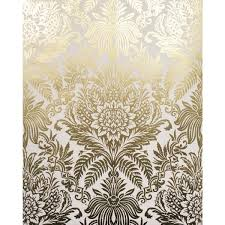 Gold Damask Background Bernadette Gold Damask Wallpaper