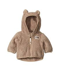 Campshire Bear Hoodie Infant