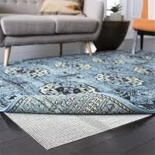 safavieh 6 x 6 square rug pad in creme