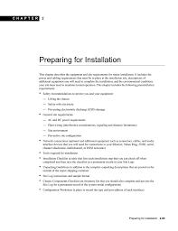 Fsip Designation Preparing For Installation C H A P T E R 2 Manualzz Com