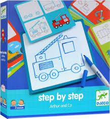 <b>Djeco</b> Набор для рисования <b>Артур и Ко</b> 08321, размер доски ...