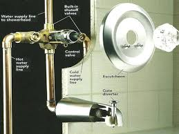 how to change bathtub faucet how do you fix a bathtub leaky faucet best changing moen