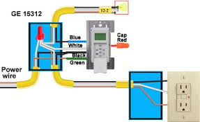 how to wire timers larger image