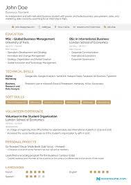 English Resume Template Download Teacher Sample Doc
