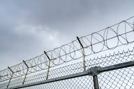 barbed wire fence prison. Former Regional Jail Supervisor Sentenced To Prison For Fatally Beating Inmate | Kentucky Center Investigative Reporting Barbed Wire Fence
