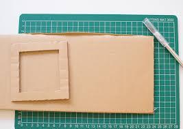 how to make a diy photo frame