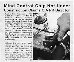 satire by sfx mind control chip satire mind control chip cia rays foil hats fake newspaper article