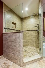 glass mosaic tile for shower floor