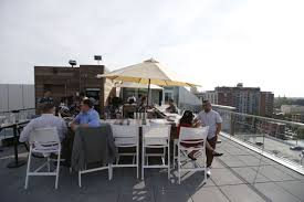 PHOTOS: Rooftop of Quirk Hotel now open
