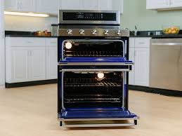 side by side double oven electric range.  Oven Kitchenaidkfdd50essdoubleovenrangeproductphotos1 Inside Side By Double Oven Electric Range R