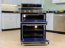 kitchenaid kfdd50ess double oven range photos 1