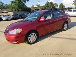 2006 Used Toyota Corolla at Car Guys Serving Houston, TX, IID 15763318