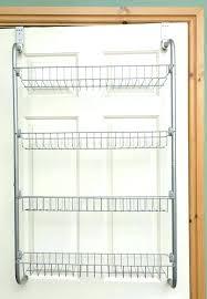 extraordinary over door storage over door storage direct tier over door hanging rack shelves for extraordinary over door storage