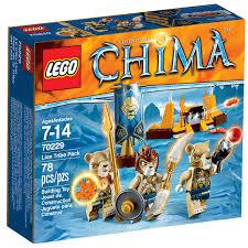 Đồ chơi Lego 70229 – Bộ tộc sư tử, đồ chơi Lego