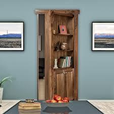 murphy door hinges. flush mount hidden bookcase door murphy hinges r