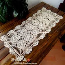 best fashion cover in dining coffee table coffee table runner cotton three dimensional flowers table cover coffee table runner new