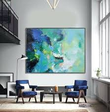large canvas painting huge abstract wall art very large wall art extra large large canvas abstract on extra large wall art teal with large canvas painting huge abstract wall art very large wall art