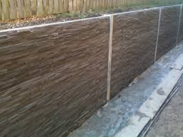 Small Picture concrete sleepers retaining wall Google Search Design