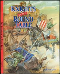 the knights of the round table lee ann bortolussi
