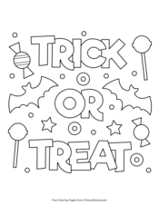 Cute Halloween Coloring Pages For Kids Halloween Coloring Pages Free Printable Coloring Books