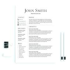 Functional Executive Resume Best Resume Template Download Best ...