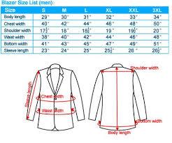 Suit Sizing And Measurements Suit Measurements Mens Suit