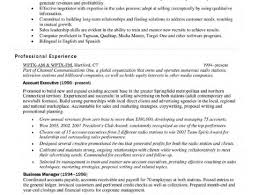 100+ [ The Modern Rules Of Account Manager Resume Objective ...