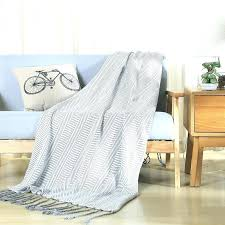 chenille throw blankets for sofa throw blankets for couches striped knitted blankets for beds cotton grey chenille throw blankets for sofa