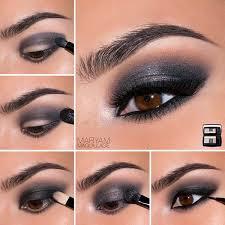 beauty geek how to smokey eye by maryam maquillage