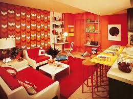 1970s interior design. Exellent Interior Above 1970s Decor Features U2014 As Many Shag Rugs As Possible To Interior Design