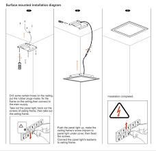 ceiling lamp installation instructions lightneasy net rh lightneasy net lamp post wiring instructions fog lamp