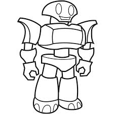 ddddacfaf perfect robot coloring