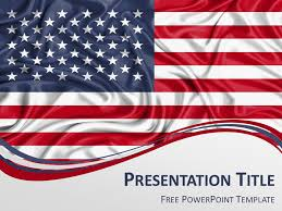 america ppt template united states of america the free powerpoint template library