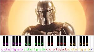 1 part • 1 page • 00:19 • mar 05, 2021 • 103 views • 2 favorites. The Mandalorian Main Theme Piano Letter Notes