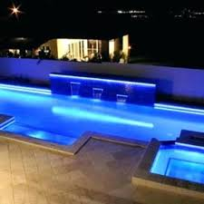 swimming pool lighting options. Outdoor Lighting Pool Ideas Modern Swimming Designs And Plans Options A