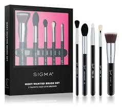 sigma beauty brush value brush set
