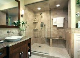 shower design bathroom galley with tub photos standing orating floor schemes ideas small doorless