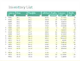 Tools Inventory Sheet To Tool Inventory Spreadsheet Template Power